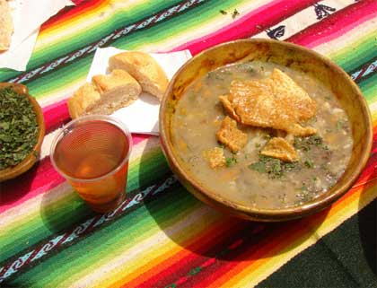Chairo | Recetas de La Paz | Recetas, Cocina y Comida Boliviana