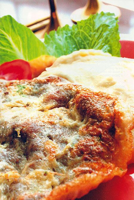 Milanesa De Carne Comida Tradicional Recetas Cocina Y Comida Boliviana